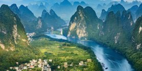 Favorite Guilin + Zhangjiajie