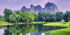 Explore Guangdong + Huangteng Canyon