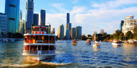 Favorite Australia Triple Cities + Brisbane River Cruise & Dream World